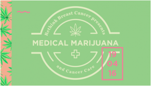 Medical Marijuana and Cancer Care on Best In Health Radio with Shira Litwack