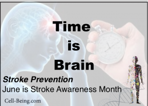 Stroke prevention for stroke awareness month on Best In Health Radio