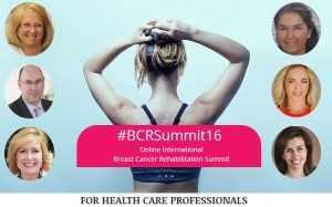 Breast Cancer Rehabilitation Online Summit Best In Health Radio